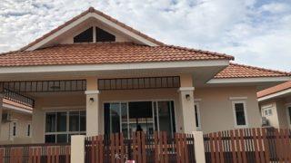タイで一軒家購入したら、最高だった