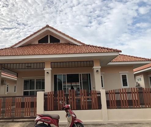 タイ 一軒家